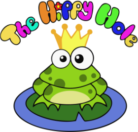 the hippy hole cropped logo