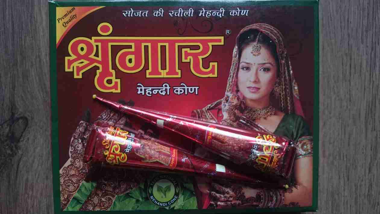 indian wholesale henna paste cones