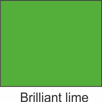 brilliant lime