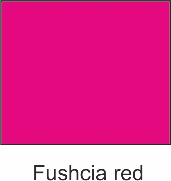 fushia red