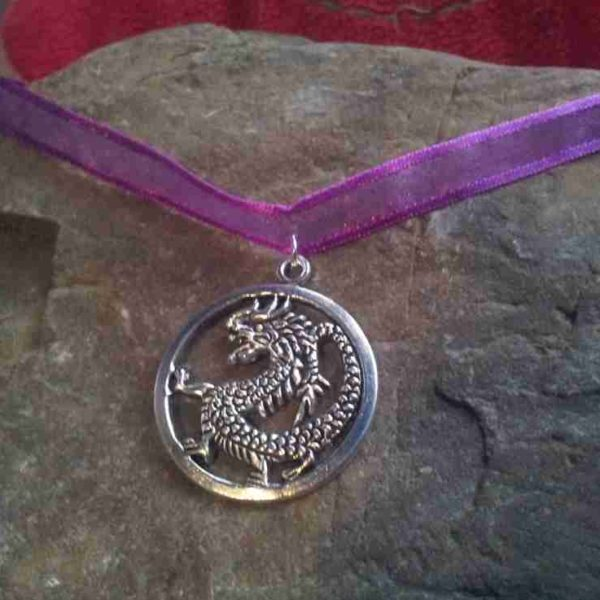 Dragon Game of Thrones choker