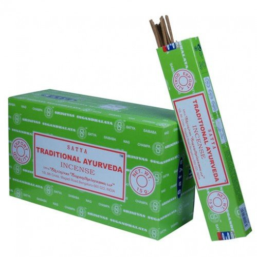 traditional ayurveda incense