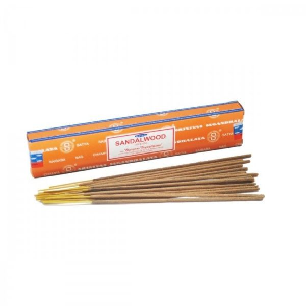 sandalwood satya incense